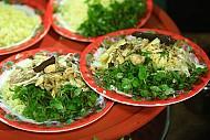 Cơm gà từ Bắc đến Nam nơi thức ăn cũng ngon