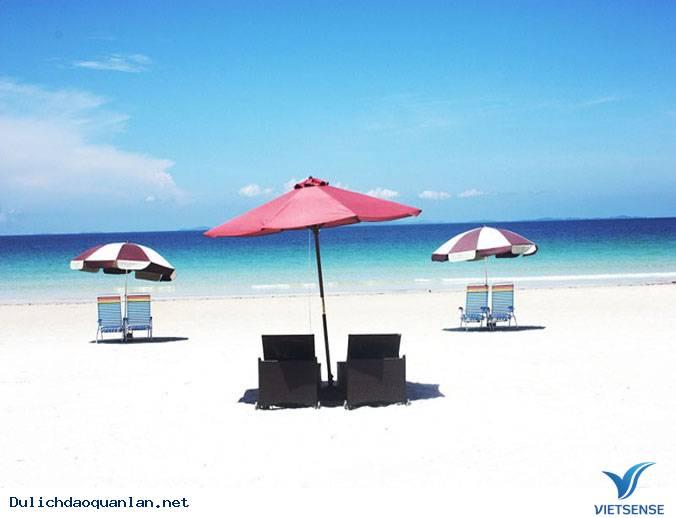 Bãi tắm Minh Châu, nơi tình yêu bắt đầu tại đảo Quan Lạn,bai tam minh chau noi tinh yeu bat dau tai dao quan lan