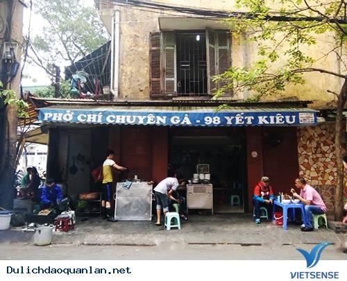 Hàng phở gà ba đời nổi tiếng ở Hà Nội,hang pho ga ba doi noi tieng o ha noi