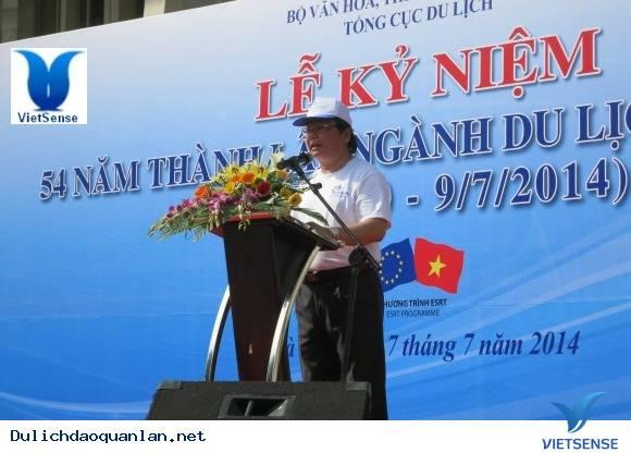 Kỉ niệm 55 năm ngày thành lập Ngành du Lịch