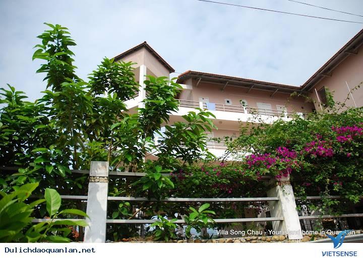 Villa Song Chau Quan Lạn, Villa Song Chau Quan Lan